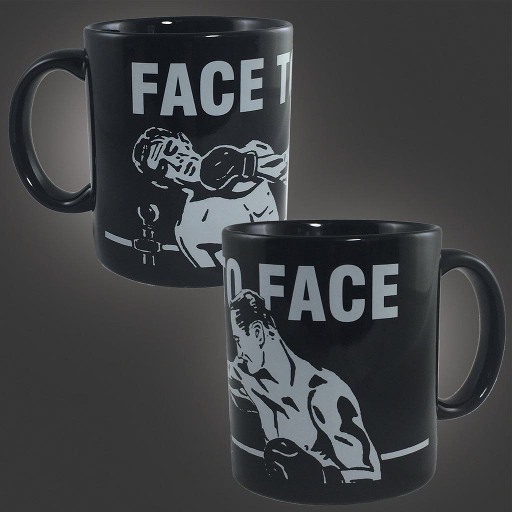 Face To Face Boxer Mug
