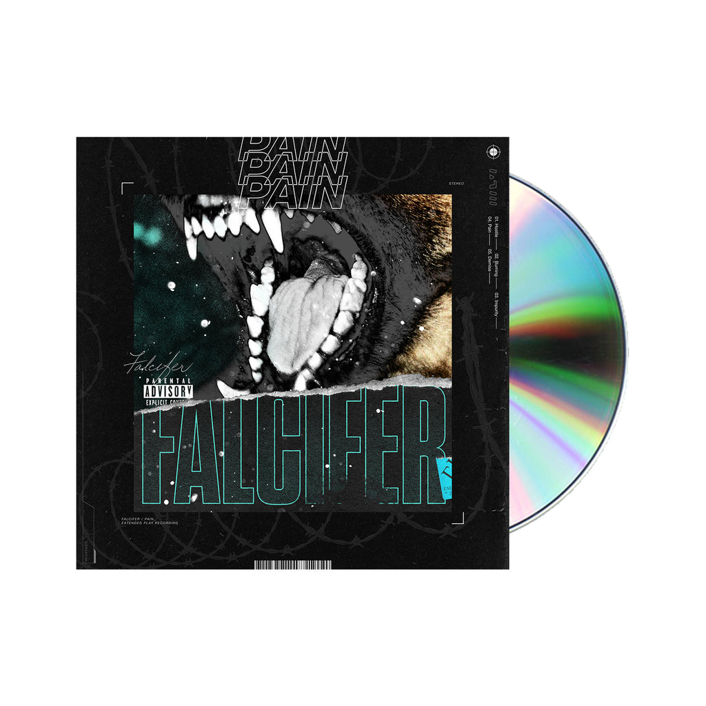 Falcifer - Pain CD