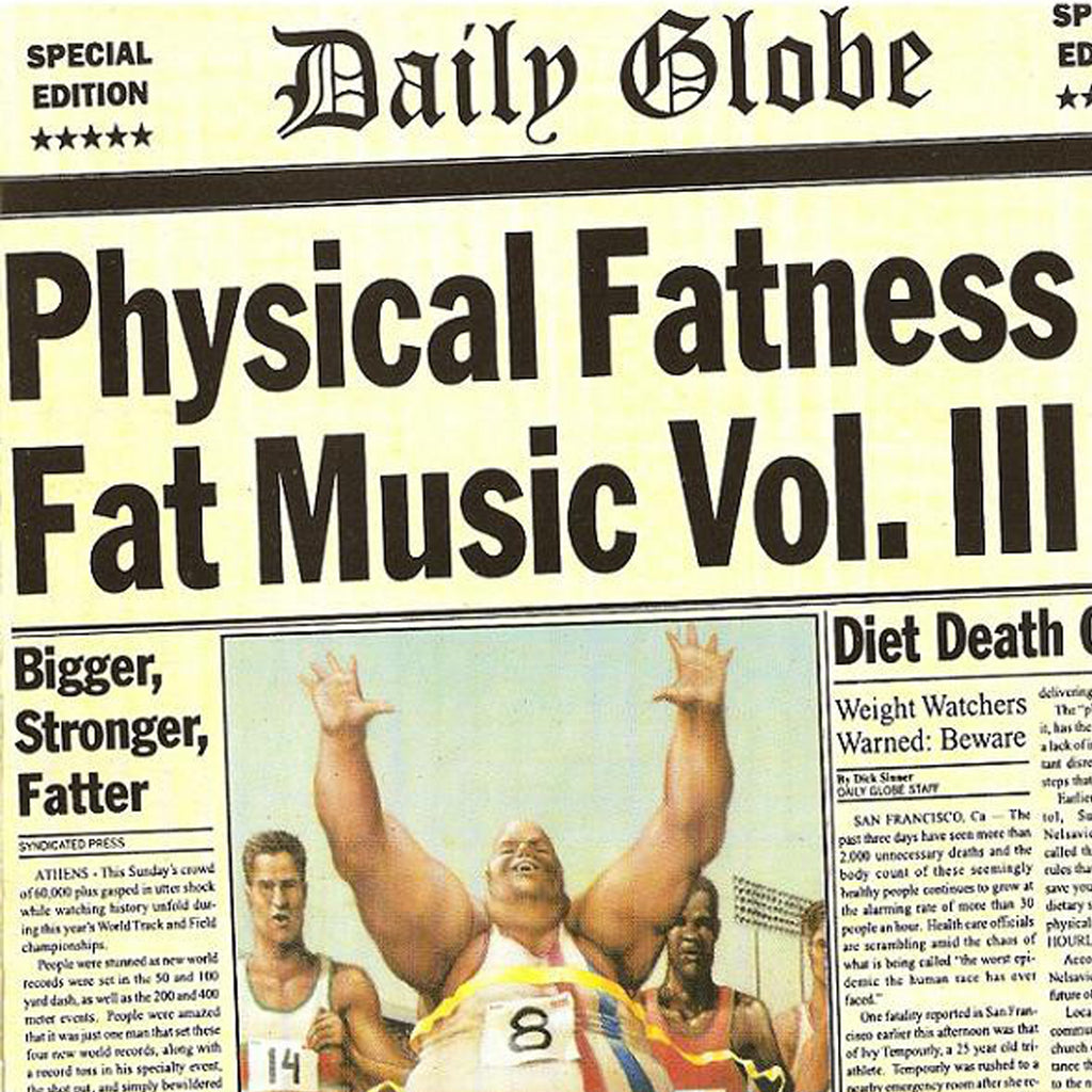 Various Artists - Physical Fatness - Fat Music Vol. 3