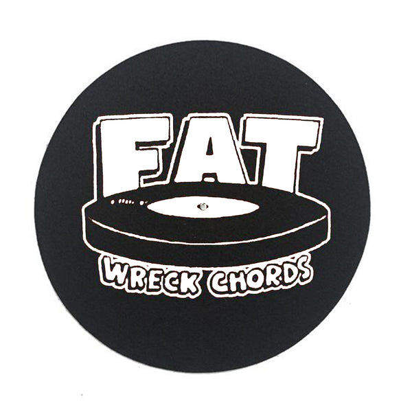 Fat Wreck Chords Slipmat (White/Black)