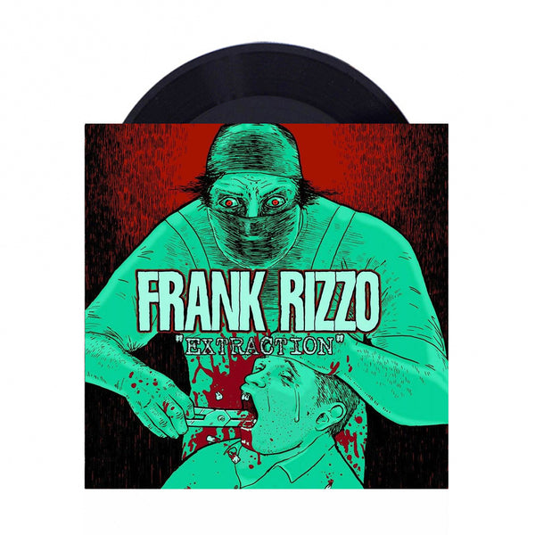 "Frank Rizzo - Extraction 7"" (Black)"