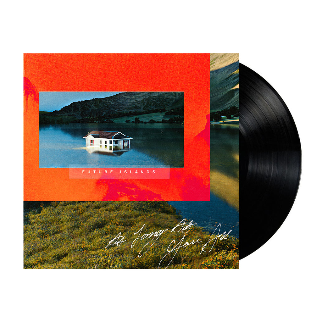 Future Islands - As Long As You Are LP (Black)