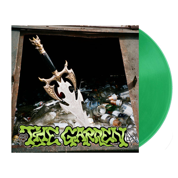 The Garden - Kiss My Super Bowl Ring LP (Transparent Green)