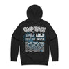 Good Things 2019 Pullover Hoodie (Black) back