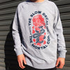 Slow Decay Crewneck (Grey Marle)