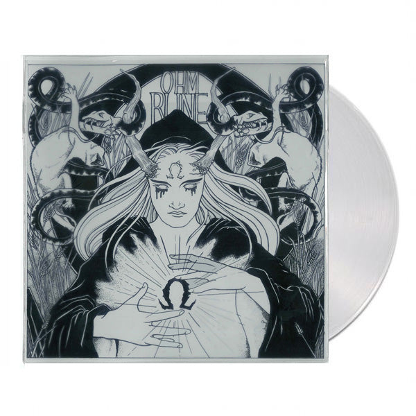"Ohm Rune - Adrift / Star Destroyer 10"" (Clear)"
