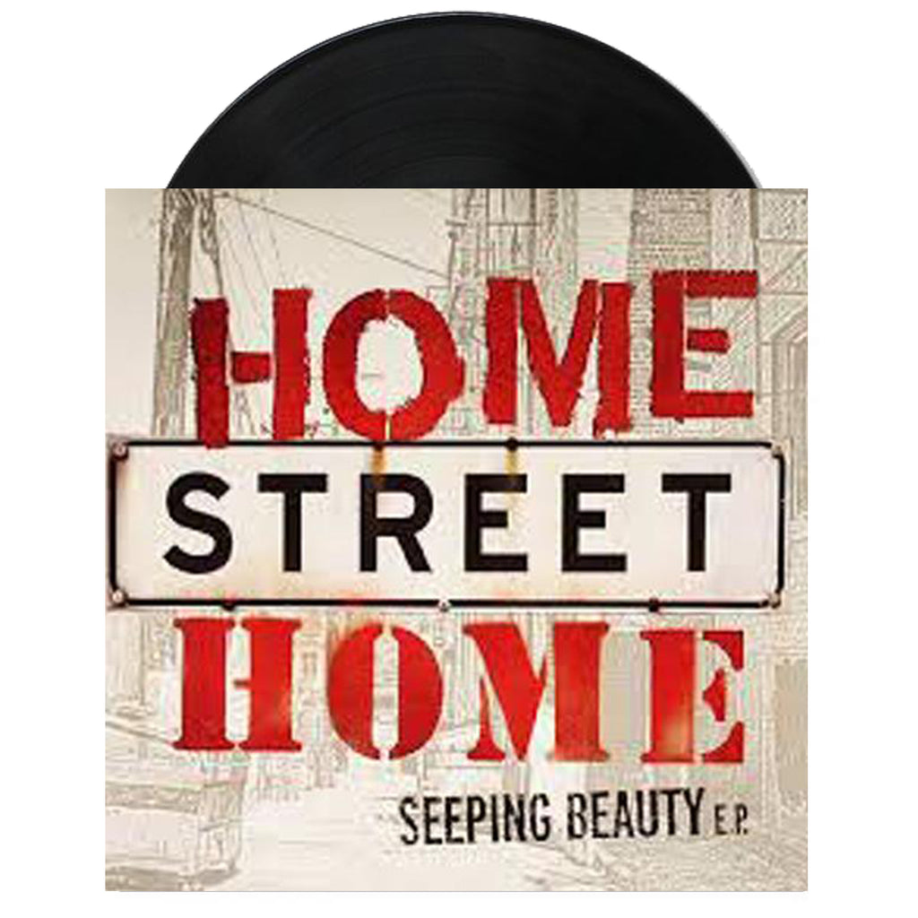 Home Street Home - Seeping Beauty E.P. 7""