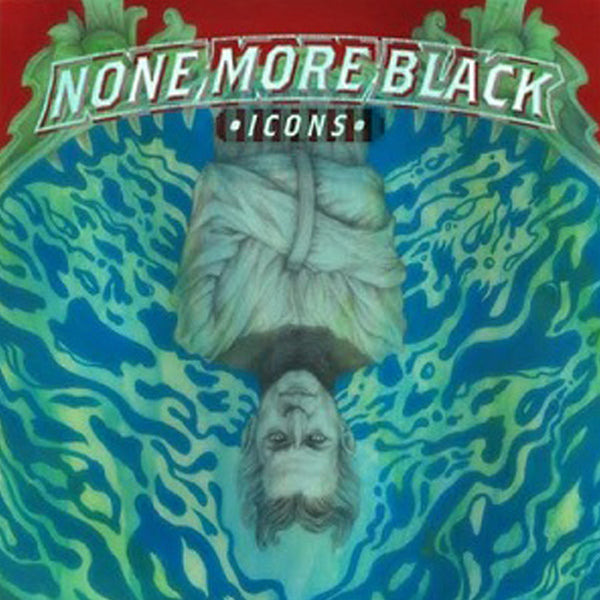 None More Black - Icons CD