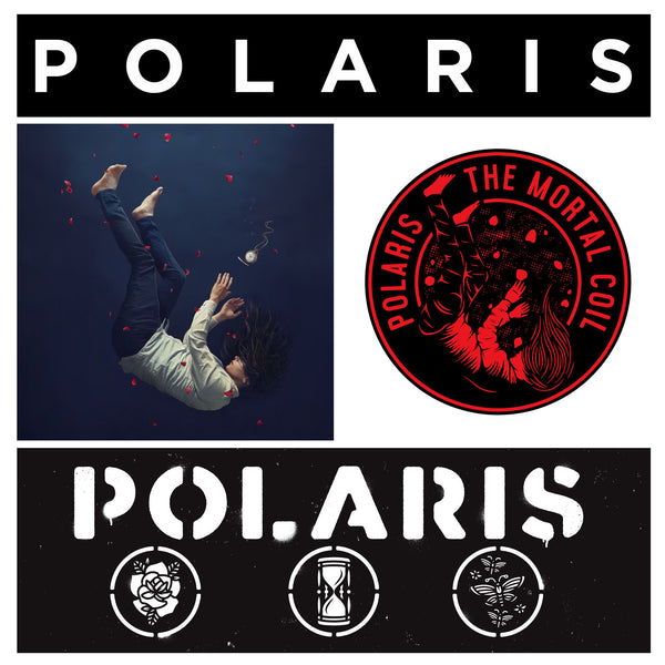 Polaris - Sticker Pack (4 Stickers)