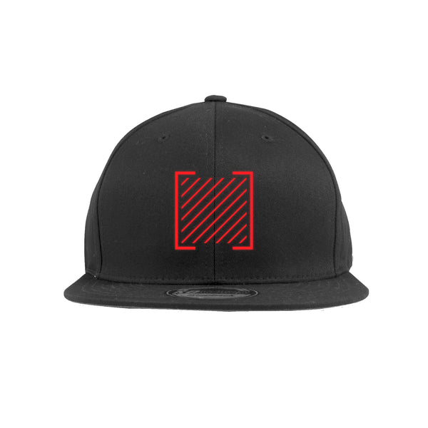 I Prevail - Red Trauma Symbol Snapback Hat