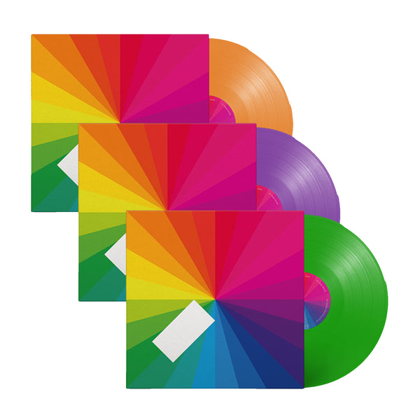 Jamie XX - In Colour LP (Random Colour Vinyl)