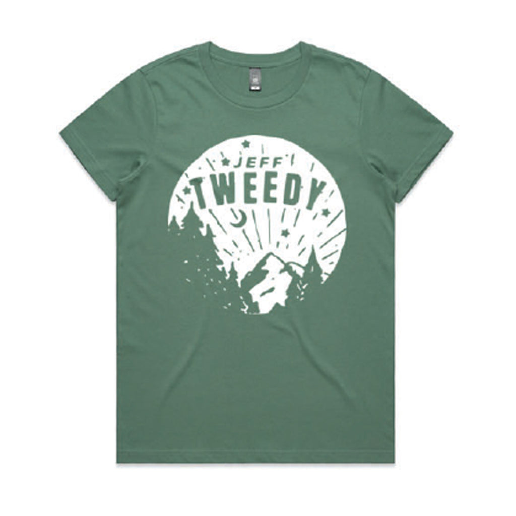 Jeff Tweedy - 2019 Tour T-Shirt (Sage)