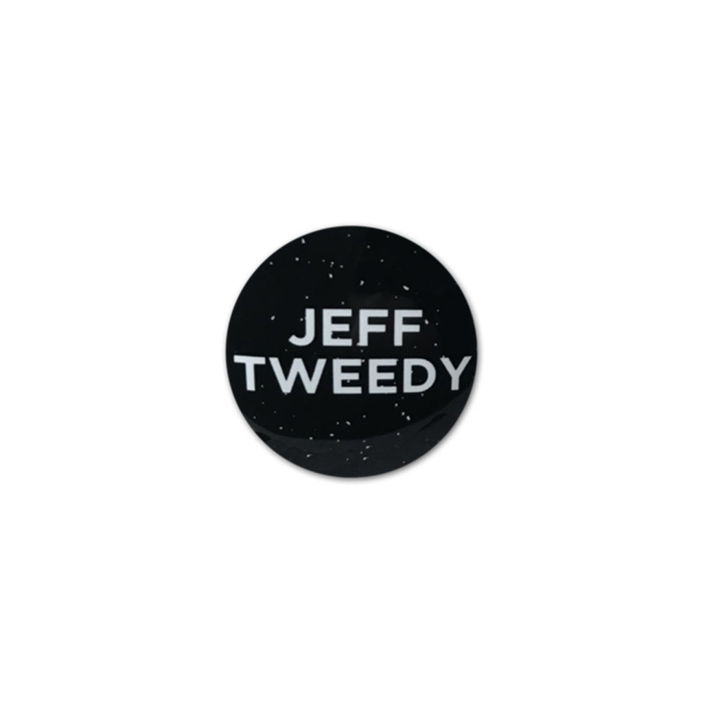 Wilco - Jeff Tweedy Button