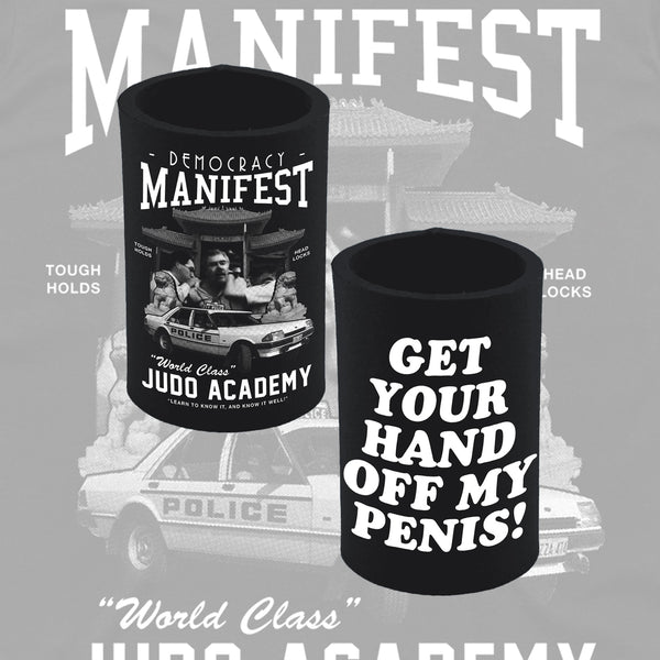 Mr. Democracy Manifest - Judo Academy Stubby