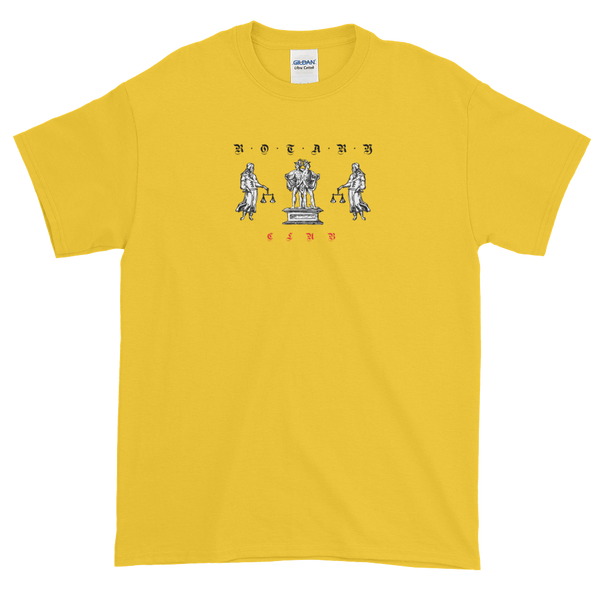 Rotary Club - Gallows Shirt (Yellow)