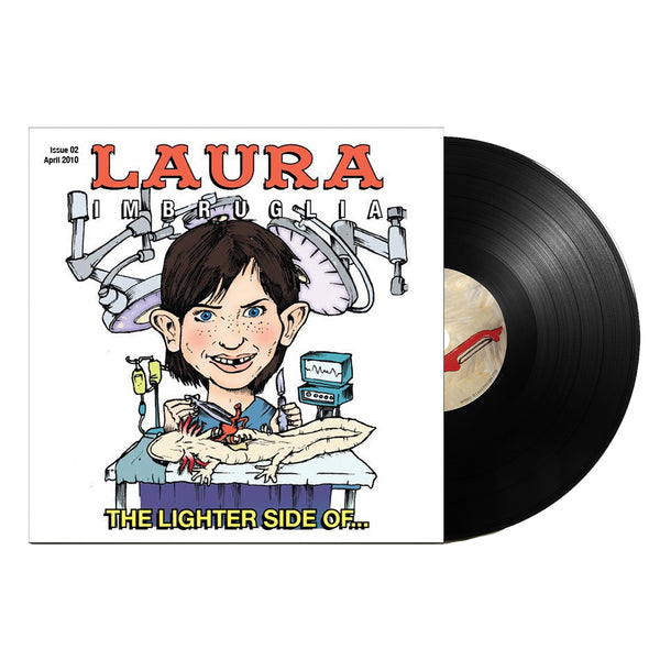 Laura Imbruglia - Lighter Side Of... LP