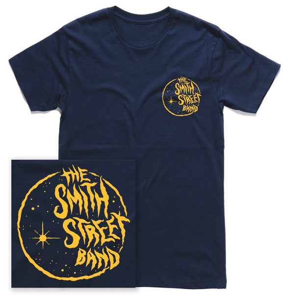 The Smith Street Band - Navy Blue Moon Tee