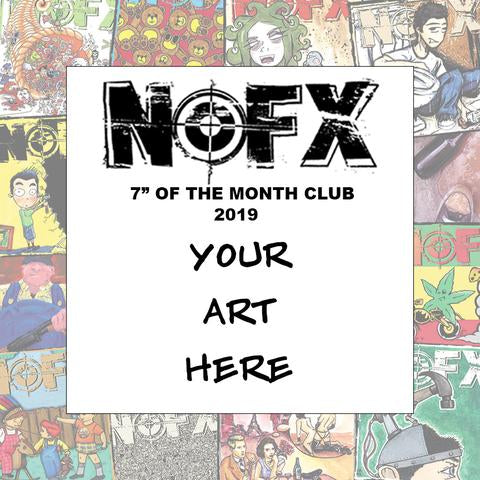 NOFX - 7inch of the Month