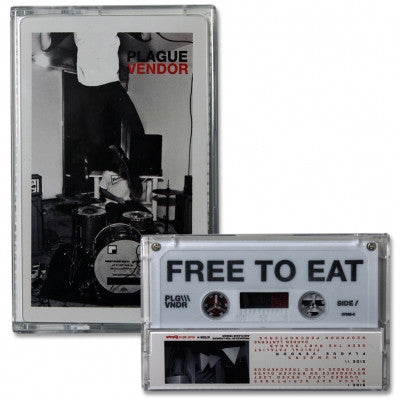 Free To Eat Cassette Tape