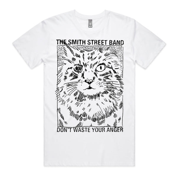 The Smith Street Band - Sinclair T-Shirt (White)