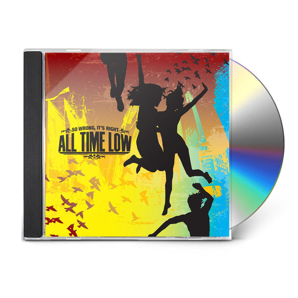 All Time Low - So Wrong, It's Right CD