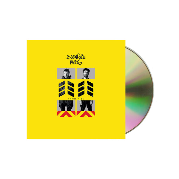 Sleaford Mods - Spare Ribs CD