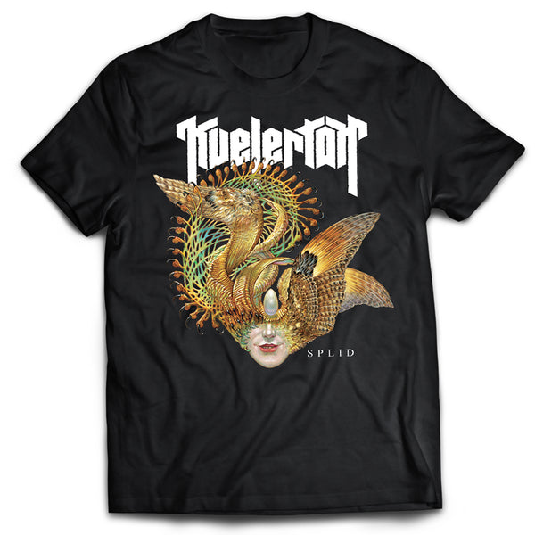 Kvelertak - Splid Album T-Shirt (Black)