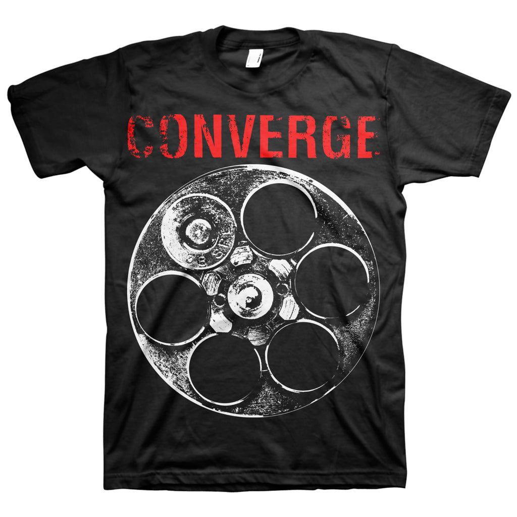 Converge - The Chamber T-shirt (Black)