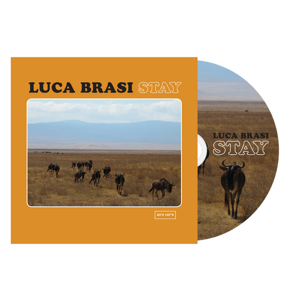 Luca Brasi - Stay CD