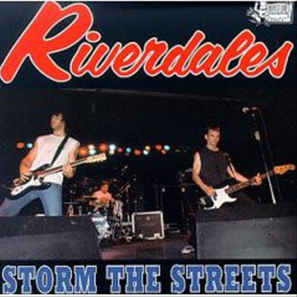 The Riverdales - Storm The Streets CD