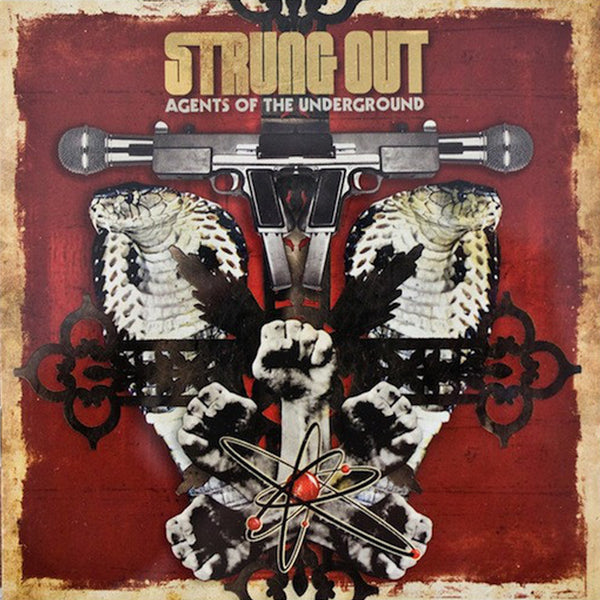 Strung Out - Agents Of The Underground CD