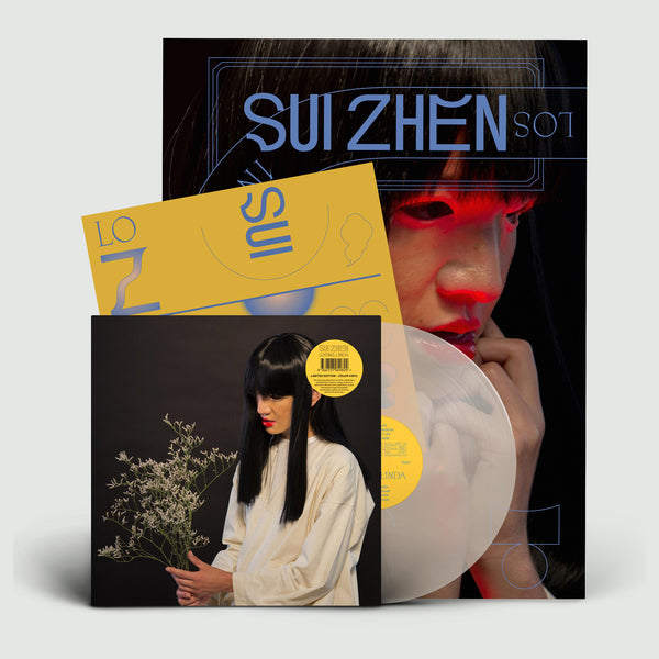Sui Zhen - Losing, Linda LP (Cloudy Transparent)