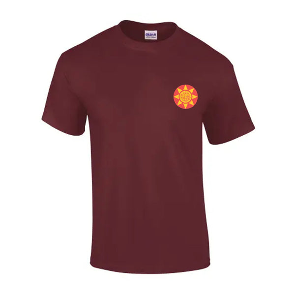 Sunnyboys - World Tour 2020 T-shirt (Maroon)