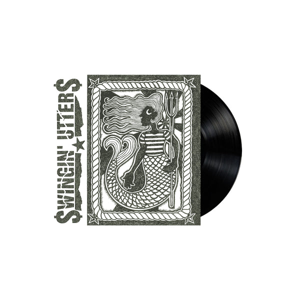 "Swingin Utters - Sirens 7"" (Black)"