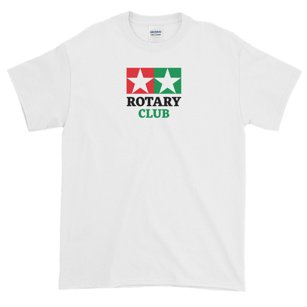 Rotary Club - Tamiya Shirt (White)