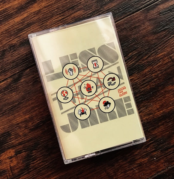 Less Than Jake - Sound The Alarm Cassette