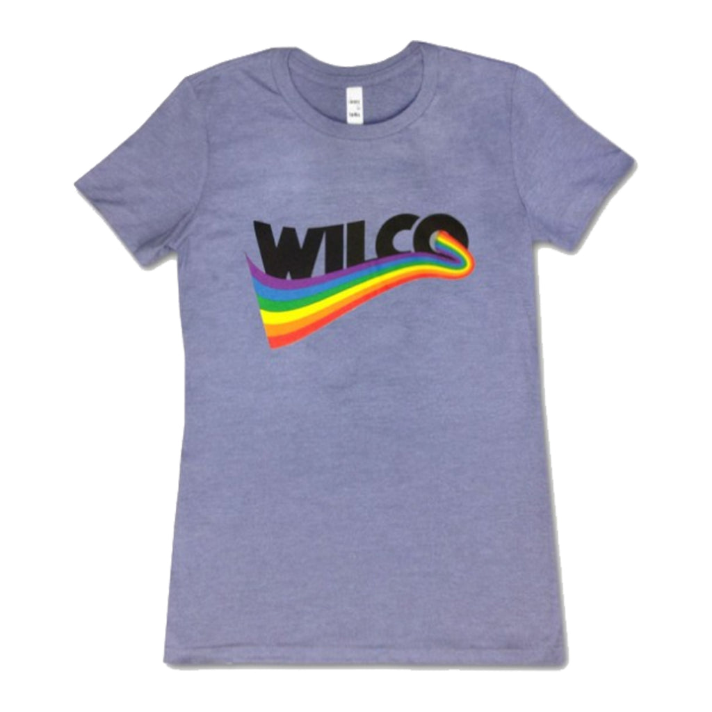 Wilco - Pursuit Of Happiness T-shirt (Heather Purple)