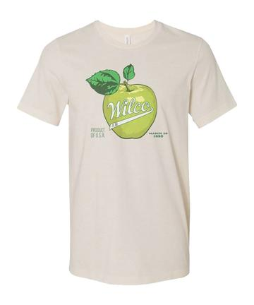 Wilco - Apple T-shirt