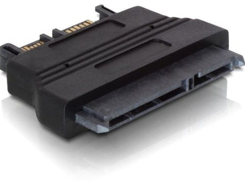 Adapter SATA 22p F to slim SATA 13p M connect devices directly to the mainboard - Optiwire.ie