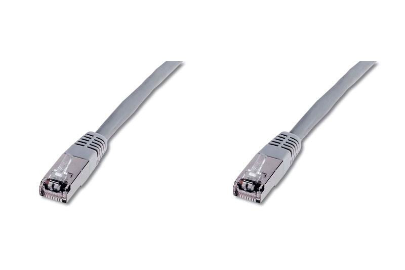 Cat 5e LAN Ethernet Network RJ45 Patch UTP Straight Cable EIA/TIA 568 ADSL 2m - Optiwire.ie