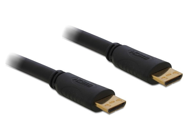 Delock Cable High Speed HDMI with Ethernet C/C – male/male 1m - Optiwire.ie