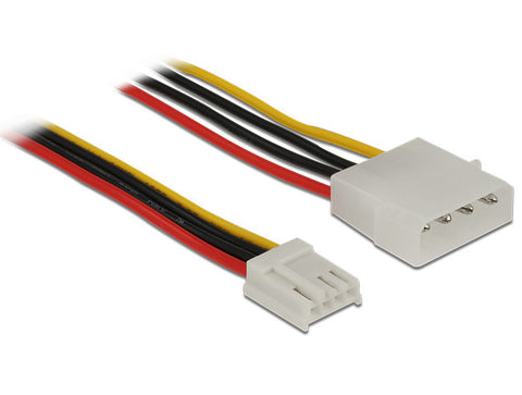 Power Cable  4-Pin Molex M to 4-Pin F /& 3-Pin SATA DOM -10 pcs 1pin not connect