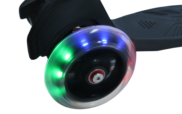 Zoomy Scooter Light Up Wheels
