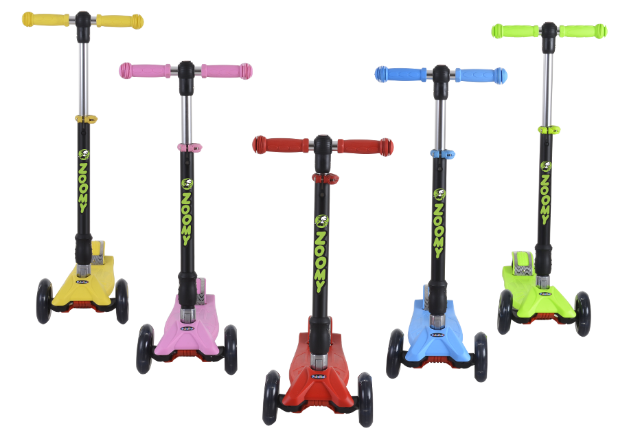 Zoomy Leisure Maxi Scooter