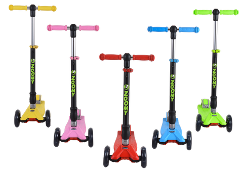 Zoomy Maxi Scooters