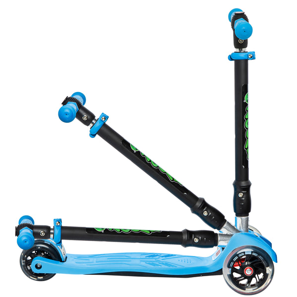 Zoomy Maxi Scooter Folding