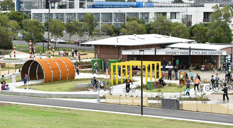 Sydney Park Cycling Centre