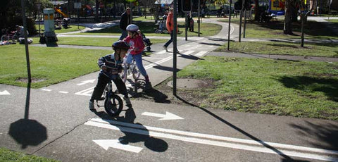 4. Campbelltown Bicycle Education & Road Safety Centre