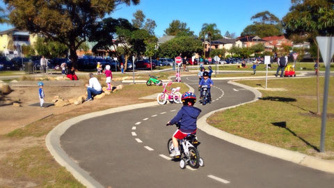 Best Places to Take Your Kids Scooters and Balance Bikes in Sydney