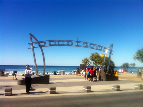 Surfers Paradise Foreshore